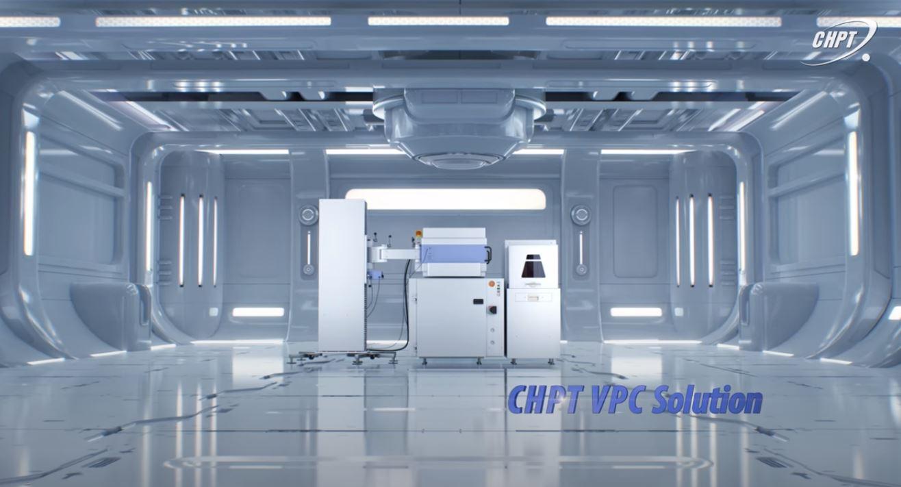 CHPT Vertical Probe Card Solution